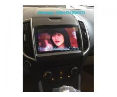 Ford Edge refit audio radio Car android wifi GPS navigation camera