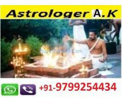 "Free Get Your Love Back Solution AK  Shastri ji""+91-9799254434"
