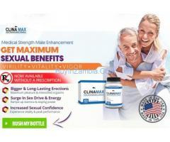 Clinamax - Natural Libido And Performance Enhancement