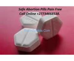 We deliver to you mon-sat +27734668538 Safe Abortion pills & In Mafikeng - North-West,