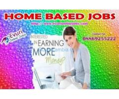 : Easy and simple part time job Home based ad posting work