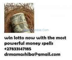 powerful lottery spells/money making spells +27833147185 Durban Capetown - Bankenveld