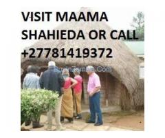 POWERFUL MIRACLE SPIRITUAL HERBALIST HEALER/ SPELL CASTER/ SANGOMA +27781419372