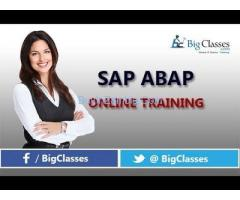 SAP ABAP training online by very experienced trainers and consultant