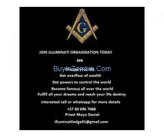Join Illuminati in Lusaka-Zambia +27 60 696 7068 Priest Daniel