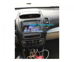 Kia Sorento car audio radio android wifi dvd GPS camera