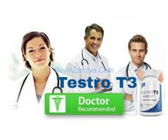 Testro T3  Male Enhancement - Increased sexual stamina