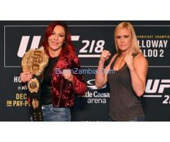 UFC 219 Cris Cyborg vs Holly Holm Live Stream