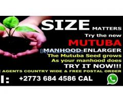 MUTUBA SEED PENIS ENLARGEMENT PRODUCT WHATSAPP/CALL +27736844586
