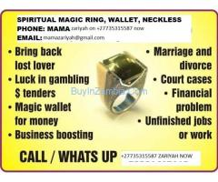 Guaranteed Results powerful Magic ring for luck, money spell{+27735315587} Africa world wide uk