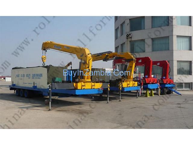 K Span Building Machine , CS-914-750