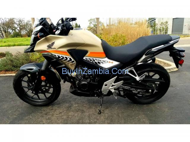 2016 Honda CB500X ABS, Whatsap me on +447466076645