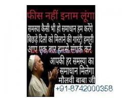 Love marriage problem solution in molvi ji canada uk ---+91-8742000358