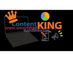 Content Writing Services India | Content Marketing Services Delhi - SMARTDIGITALWORK