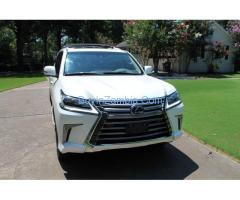 Used Lexus Lx 570 2016  Whatsapp : +971581704088