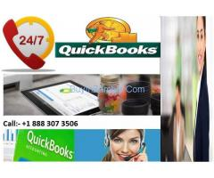 How to Fix Issue with QuickBooks Support Number +1-888-307-3506