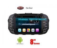 Kia Soul radio GPS android