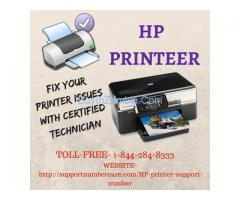 HP Printer Customer Support Number | Toll Free: 1-844-284-8333