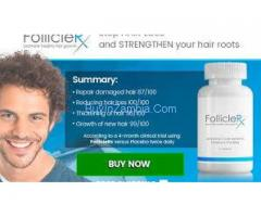 Naturally Boost Your Hair Growth with Follicle Rx