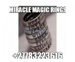 Superior Magic Ring For All life Needs +27783223616 [Money - Fame and Love] Solutions