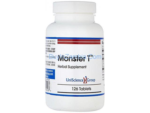 Monster T Testosterone Booster Review - peachvigor.com